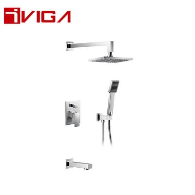 117300CH Concealed shower mixer