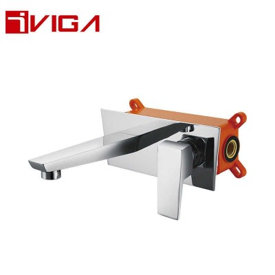 3313A0CH Embedded box basin faucet