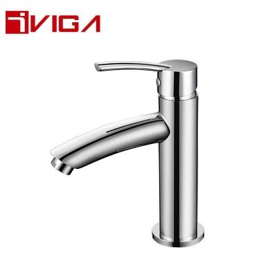 41110801CH Single cold basin tap