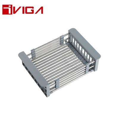 47710301BN Stainless Steel Colander