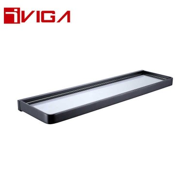 480613DB Single Layer Glass Shelf