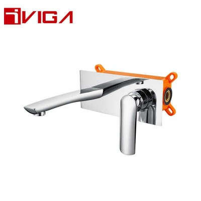 7613A0CH Embeded Box Basin Faucet