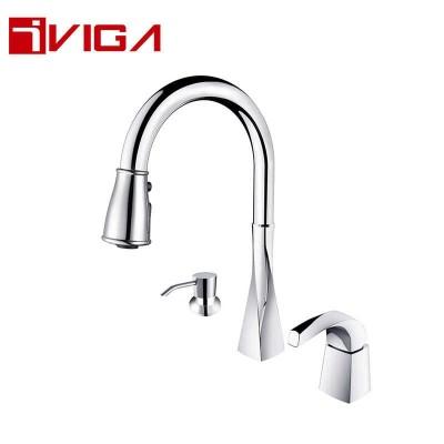 802300CH Kitchen Faucet
