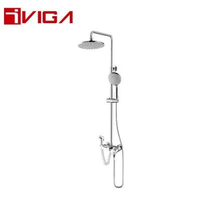 805200CH Shower column set