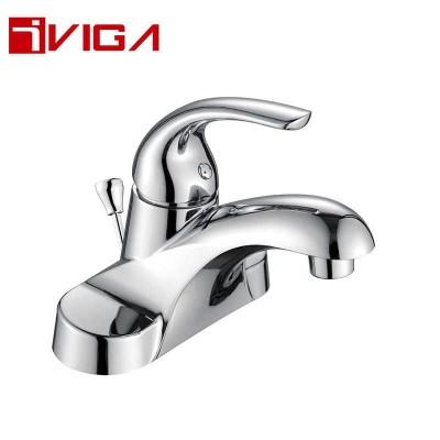 99150701CH  4′  Centerset Lavatory Faucet