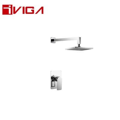 566100CH Concealed Shower Column Set