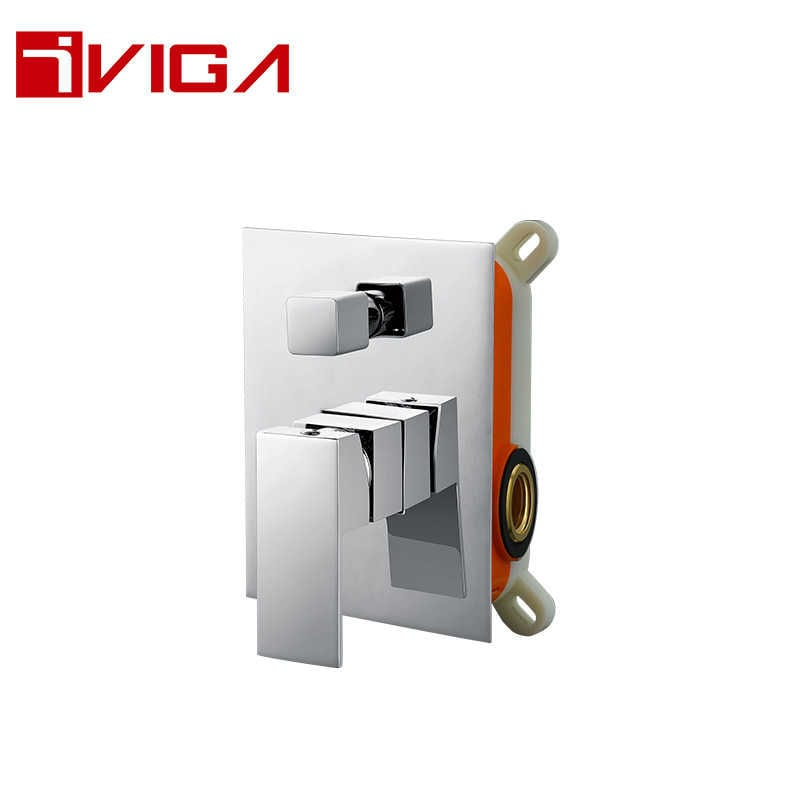 1170B0CH Embedded box shower mixer