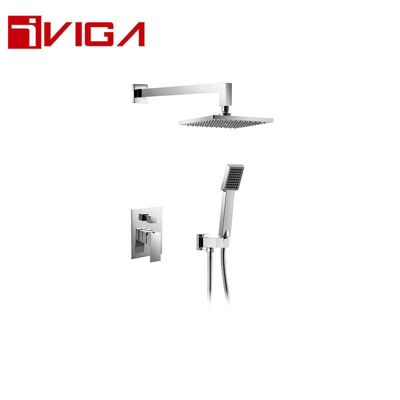 117200CH Concealed shower mixer