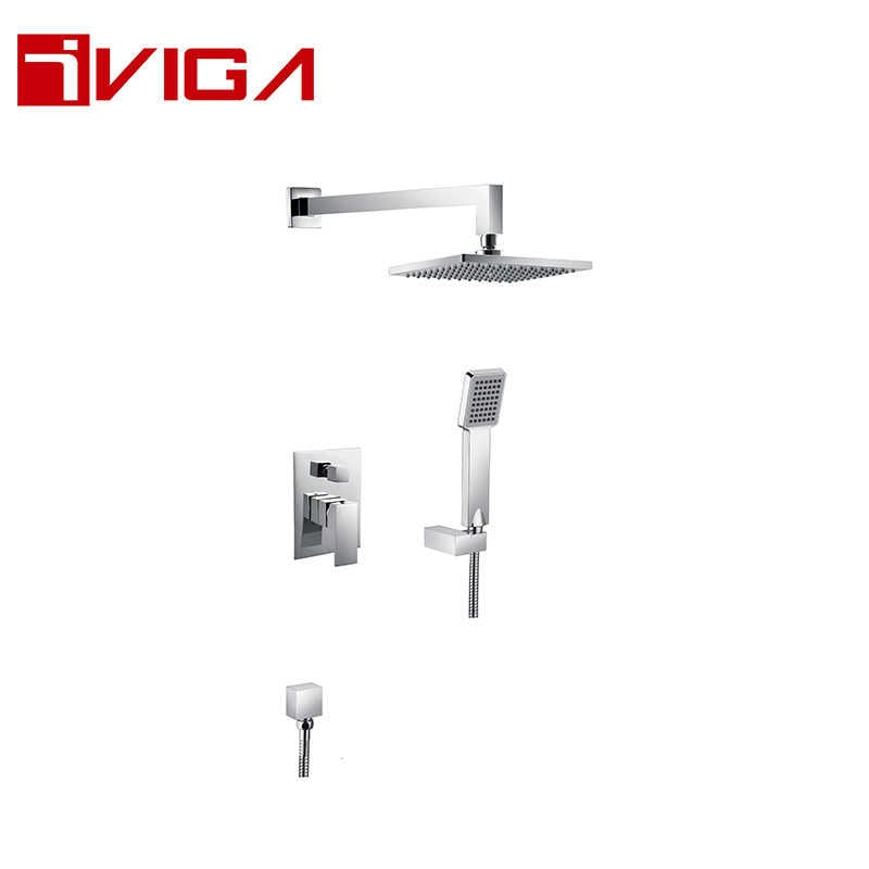 117400CH Concealed shower mixer