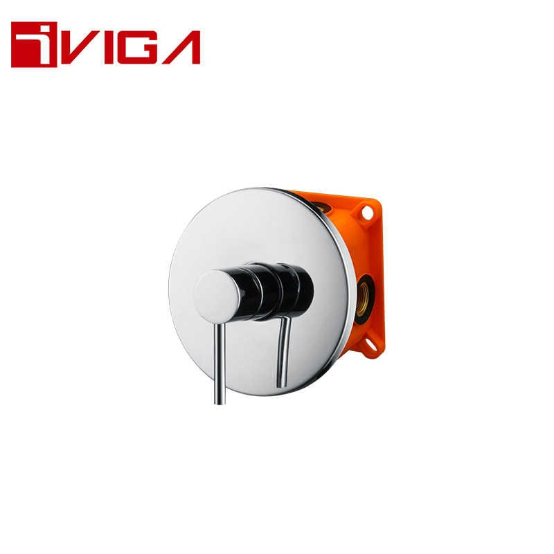 1360A1CH Embedded Box Shower Mixer