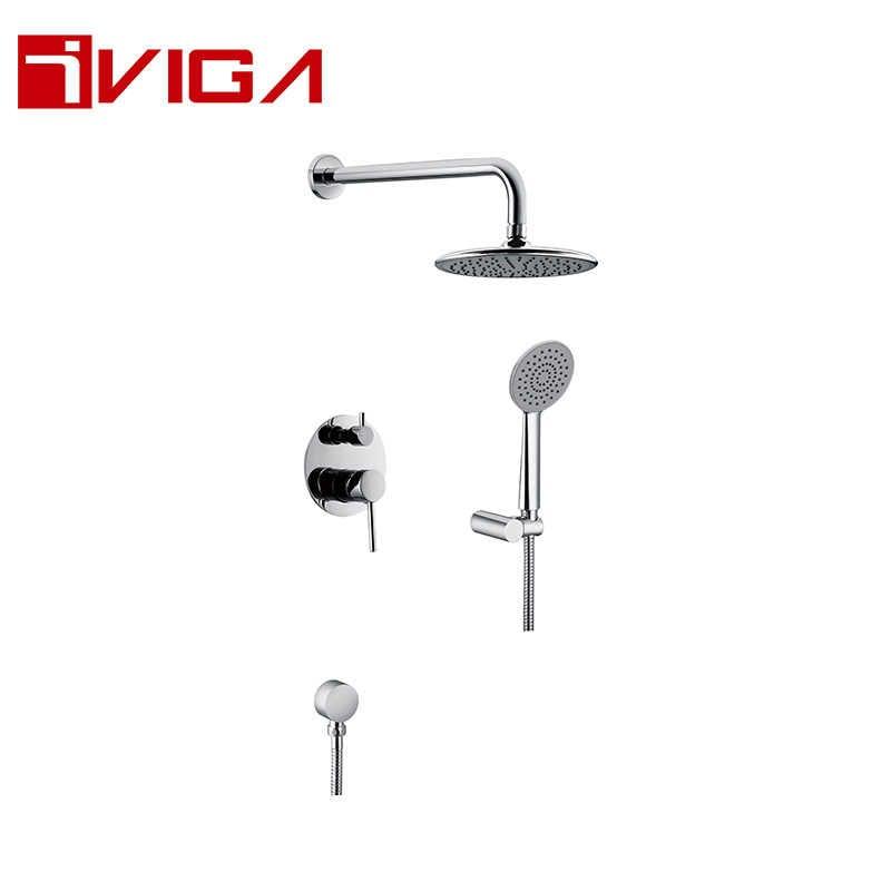 137400CH Concealed Shower Faucet Set