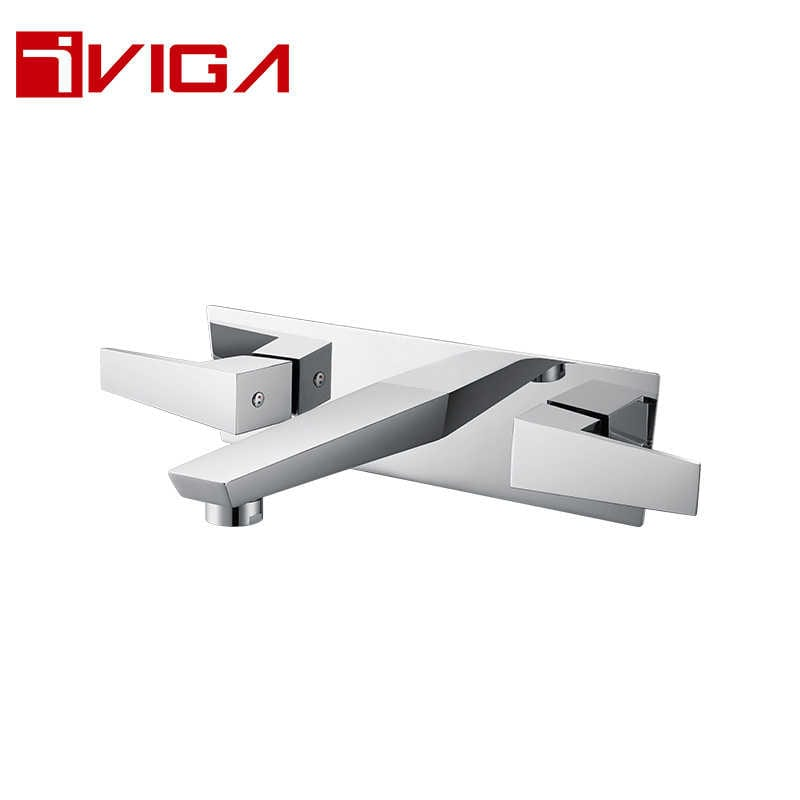 331401CH Concealed 3-hole basin faucet