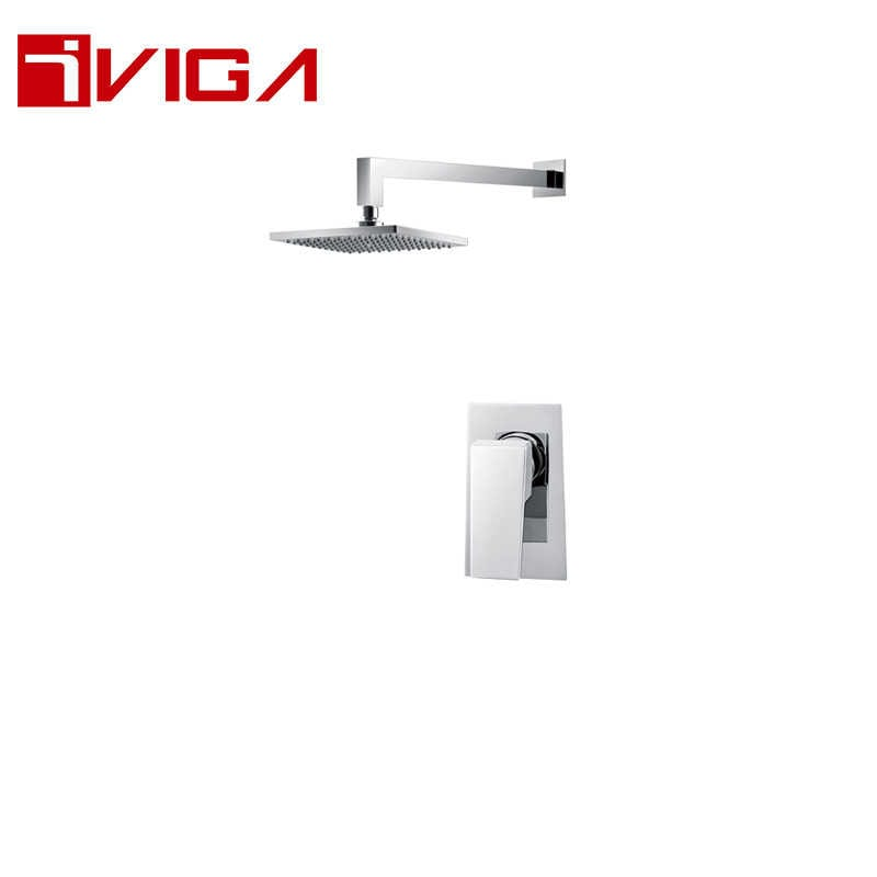 336100CH Concealed shower faucet
