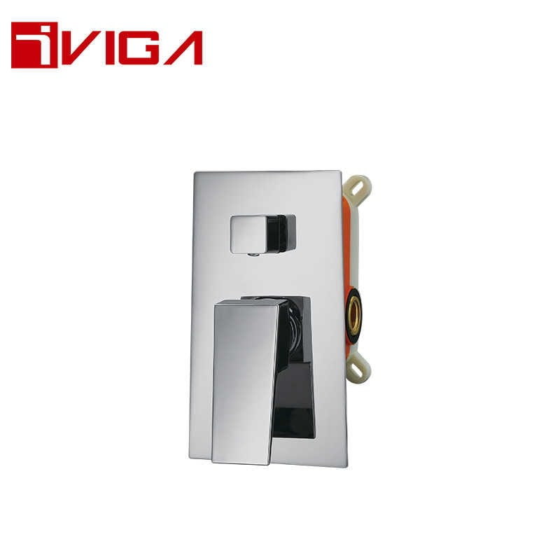 3370B0CH、3380C0CH Embedded box shower faucet