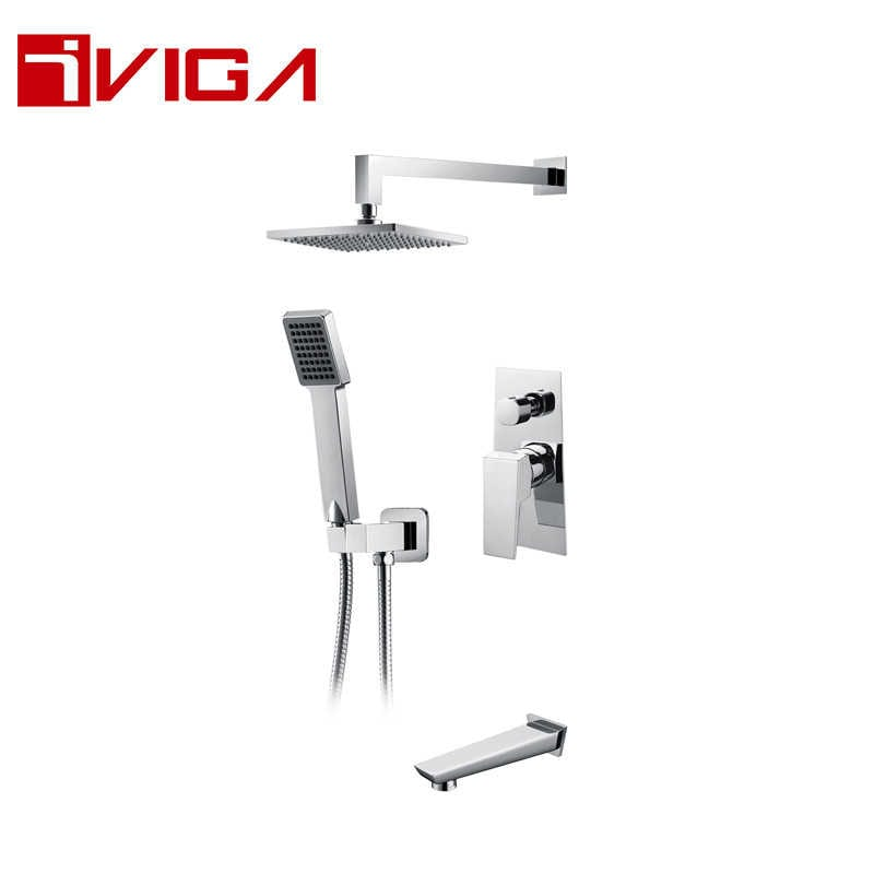 337300CH Concealed shower faucet