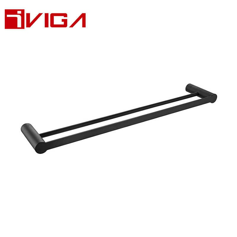 483010BYB  Double towel bar