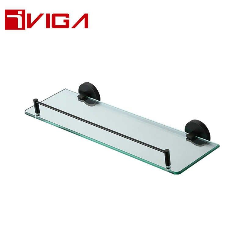 480813BYB Single layer glass shelf