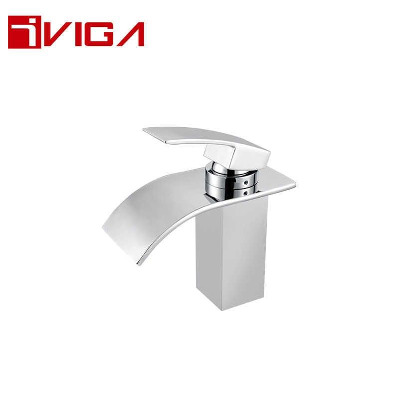 771102CH Waterfall basin faucet