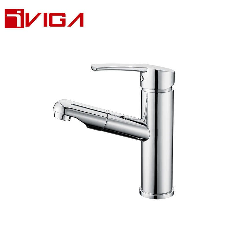 99110601CH Pull out basin faucet