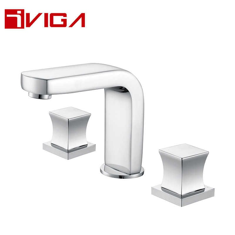 99431601CH Deck mounted 3-hole basin faucet