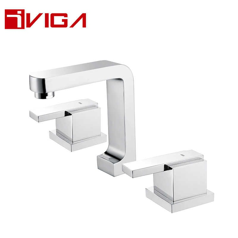 99431701CH Deck mounted 3-hole basin faucet
