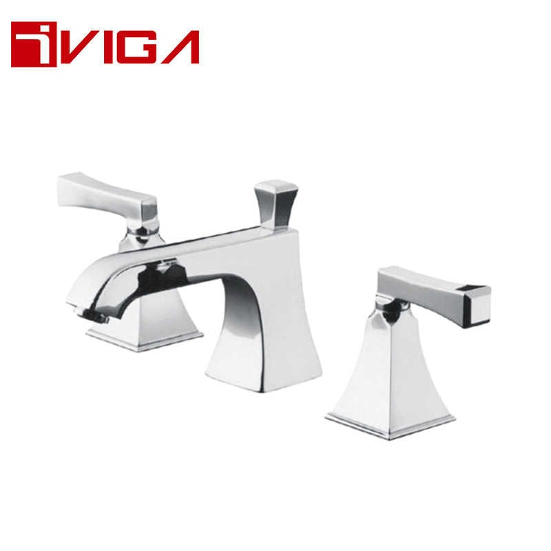 99432201CH Deck mounted 3-hole basin faucet