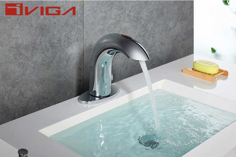 VIGA sensor basin faucet make your life more healthy