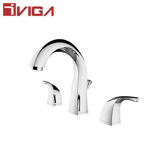 What is the difference between single handle and dual handle faucets?