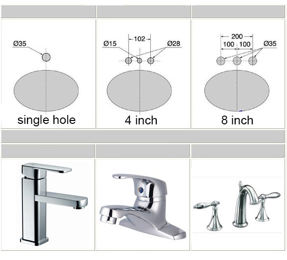 What is a universal faucet