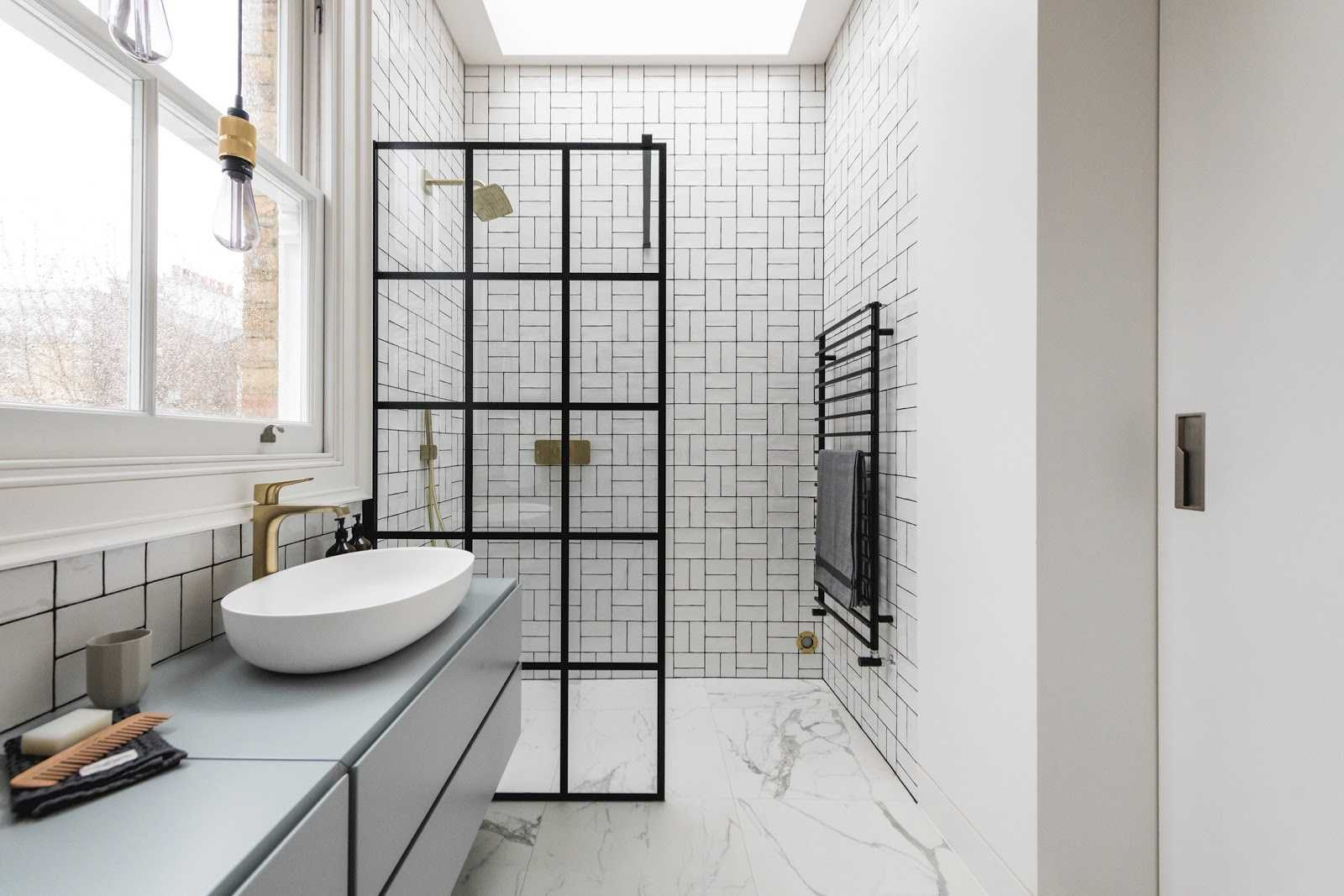 Hometriangle Design Tips. Easy To Clean Bathroom And Types Of Wall-Mounted Faucets